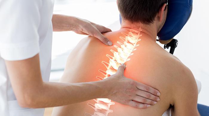 Progressive Massage inklusive Impuls Dorn Breuß-Massage für die Wirbelsäule, Rückenmuskulatur und Gelenke